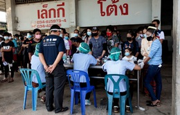 Thái Lan xác nhận ổ dịch COVID-19 mới