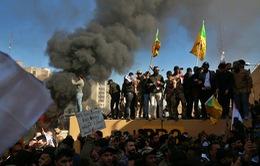 Loạt rocket nhắm vào khu vực Đại sứ quán Mỹ tại Baghdad