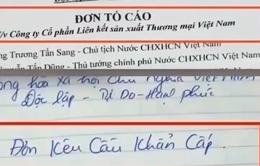 Nạn nhân của công ty Liên Kết Việt mong muốn nhận lại được một phần tiền
