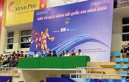 Khai mạc giải bóng rổ VĐQG 2020