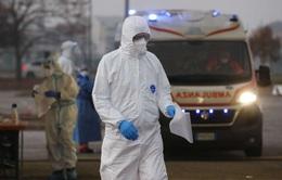 Italy phát hiện một ca nhiễm biến thể mới của virus SARS-CoV-2 tại Anh