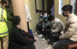 Phát hiện 6 người nước ngoài nghi nhập cảnh trái phép vào Đà Nẵng