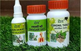 """Cảnh giác thuốc """"tăng cường miễn dịch chống COVID-19"""" xuất xứ Ấn Độ bán tràn lan trên mạng"""