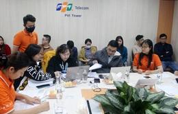 Bảo hiểm xã hội TP Hà Nội hỗ trợ người lao động cài ứng dụng VssID