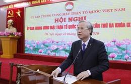 Thường trực Ban Bí thư: Đề nghị MTTQ giới thiệu người đủ tiêu chuẩn ứng cử đại biểu Quốc hội