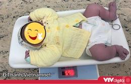 Tin nóng đầu ngày 23/12: Đón bé trai nặng gần 6kg tại Bệnh viện Bệnh Nhiệt đới Trung ương