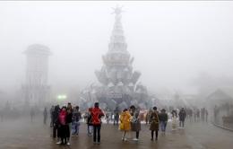 Bắc Bộ trời rét, các tỉnh Nam Trung Bộ và Nam Bộ có mưa lớn diện rộng