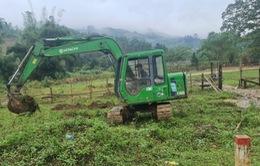 Khởi công nhà tái định cư cho người dân vùng sạt lở Trà Leng