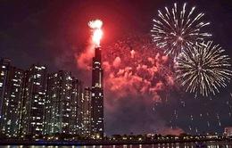 TP Hồ Chí Minh sẽ bắn pháo hoa tại 3 điểm chào đón năm mới 2021