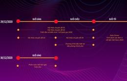 Chương trình chuyển đổi số Y tế quốc gia diễn ra từ ngày 29-30/12