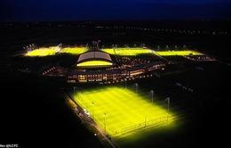 Leicester City chuẩn bị đến với cơ sở tập luyện mới