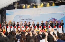 Tập đoàn bán lẻ hàng đầu Nhật Bản chính thức khai trương siêu thị lớn nhất Hải Phòng