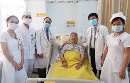 Cụ ông 95 tuổi nguy kịch vì nhiễm trùng đường mật