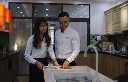 Tủ bếp Vinakit – Thương hiệu tủ bếp inox đầu tiên tại Hà Nội
