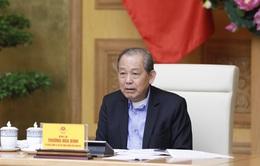 Phó Thủ tướng Thường trực chỉ đạo xử lý các dự án yếu kém, chậm tiến độ ngành Công Thương
