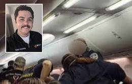 Hô hấp nhân tạo cho người mắc COVID-19 trên máy bay