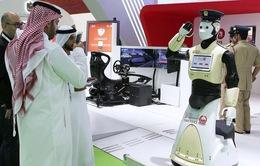 """Triển lãm công nghệ cho trạng thái """"bình thường mới"""" tại Dubai"""