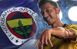 Xác định bến đỗ tiếp theo của Mesut Ozil