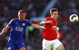 Lịch thi đấu vòng 15 Ngoại hạng Anh hôm nay: Leicester City - Man Utd