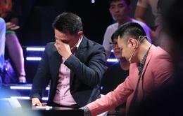 Ký ức vui vẻ: BTV Quang Minh bật khóc khi nhớ hồi ức về chiếc tivi trắng đen