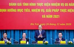 Thủ tướng Nguyễn Xuân Phúc: Hoàn thiện thể chế là công tác then chốt của ngành xây dựng