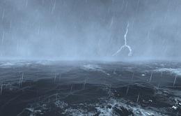Đêm 27/12, đề phòng mưa dông, lốc xoáy và gió giật mạnh trên các vùng biển