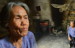 HLV CLB Nam Định kêu gọi quyên góp từ thiện cho 2 cụ bà sống cô độc từ nhỏ