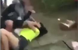 Công an vào cuộc điều tra vụ hai nữ sinh bị chặn đánh dã man giữa ban ngày