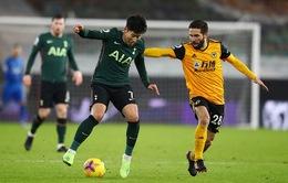 Wolverhampton 1-1 Tottenham: Spurs mất điểm phút cuối