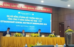 Vietnam Airlines thông qua việc phát hành cổ phiếu tăng vốn điều lệ