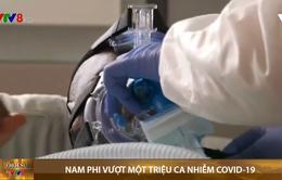 Biến chủng Sars-CoV-2 lan nhanh, Nam Phi vượt một triệu ca nhiễm