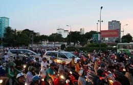 Phức tạp tình hình giao thông tại khu vực quận Gò Vấp