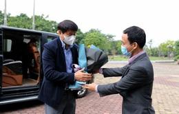 Hoàn thành cách ly, tân HLV thủ môn các ĐT trẻ Việt Nam đã sẵn sàng nhận nhiệm vụ
