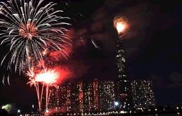 TP Hồ Chí Minh sẽ bắn pháo hoa mừng năm mới 2021 tại 4 điểm