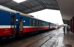 Đường sắt giảm 50% giá vé tàu trong tháng 1 trên một số tuyến