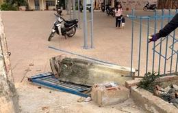 Rà soát cơ sở vật chất các trường học sau vụ sập cổng trường đè chết học sinh