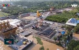 Đẩy nhanh tiến độ cầu Mỹ Thuận 2 hoàn thành trong 3 năm
