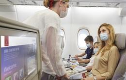 Kích cầu đi lại cuối năm, Emirates chi mạnh tay cho bảo hiểm COVID-19