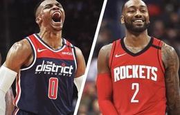 Houston Rockets chia tay với cựu Cầu thủ xuất sắc nhất NBA