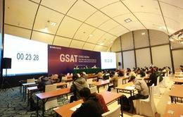 1.200 kỹ sư và cử nhân tốt nghiệp Đại học dự tuyển vòng thi GSAT