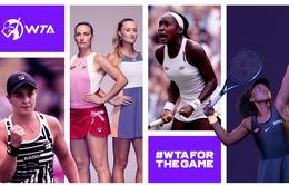WTA thay đổi nhận diện thương hiệu sau 10 năm