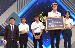 Đường lên đỉnh Olympia 2021: Nam sinh Khánh Hòa xuất sắc ghi tên mình vào cuộc thi Tháng