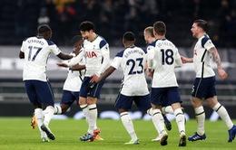 Kết quả Tottenham Hotspur 2–0 Arsenal: Thắng thuyết phục, Tottenham lấy lại ngôi đầu Ngoại hạng Anh