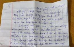 """Nữ sinh lớp 10 viết """"thư tuyệt mệnh"""" rồi tự tử: Đình chỉ công tác Hiệu trưởng, Phó hiệu trưởng"""