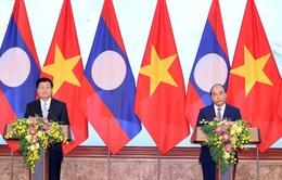 """Kỳ họp Ủy ban liên Chính phủ Việt Nam - Lào """"đạt kết quả chưa từng có"""""""