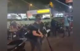 Nguyên nhân vụ ẩu đả tại AEON Tân Phú khiến hình sự phải nổ súng trấn áp