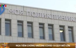 Nga lên kế hoạch mở rộng tiêm phòng vaccine COVID-19