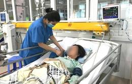 Suýt tử vong sau khi uống 60 viên thuốc hạ huyết áp