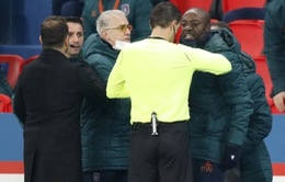 Champions League: Neymar và đồng đội PSG bỏ trận đấu để phản đối phân biệt chủng tộc