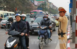 Hà Nội phân luồng giao thông phục vụ Đại hội Thi đua yêu nước toàn quốc lần thứ X